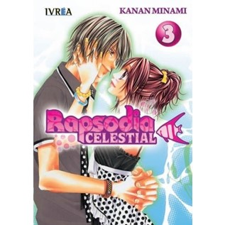 RAPSODIA CELESTIAL 03 (COMIC) (ULTIMO)