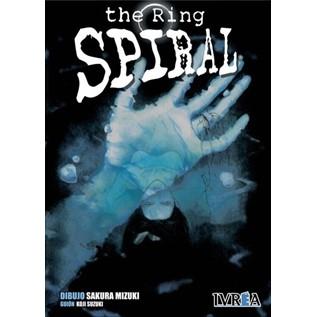 THE RING. RAISEN SPIRAL (COMIC)
