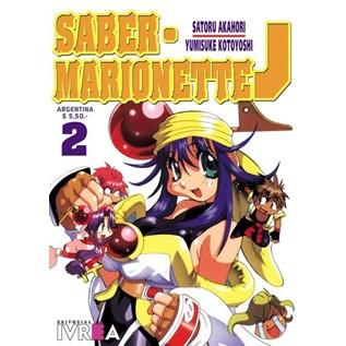 SABER MARIONETTE 02