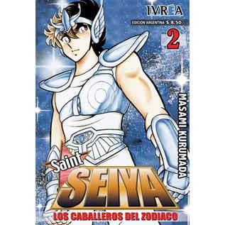 SAINT SEIYA CABALLEROS DEL ZODIACO 02