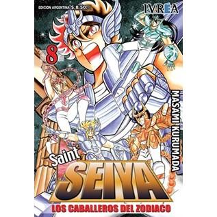SAINT SEIYA CABALLEROS DEL ZODIACO 08