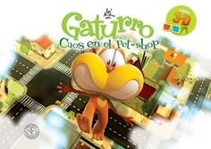 CAOS EN EL PET SHOP - LIBRO 3D