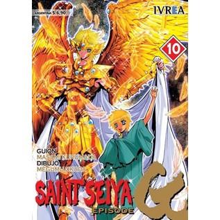 SAINT SEIYA EPISODE G 10