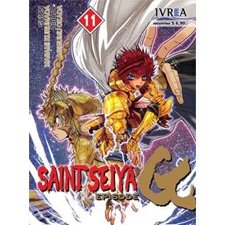 SAINT SEIYA EPISODE G 11