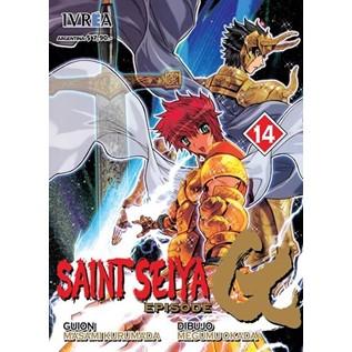 SAINT SEIYA EPISODE G 14