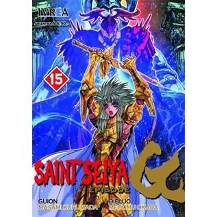SAINT SEIYA EPISODE G 15