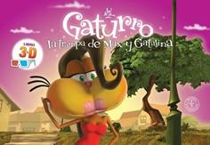 TRAMPA DE MAX Y GATALINA - LIBRO 3D