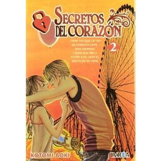 SECRETOS DEL CORAZON 02 (COMIC)