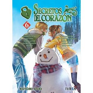 SECRETOS DEL CORAZON 06 (COMIC)