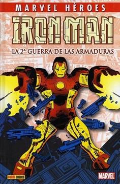 CMH 05: IRON MAN: LA 2  GUERRA DE LAS ARMADURAS