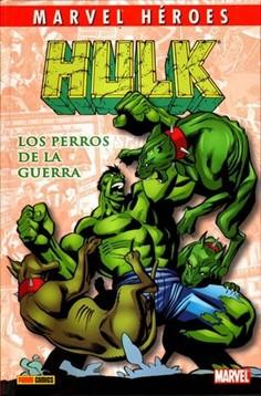 CMH 13: HULK: LOS PERROS DE LA GUERRA