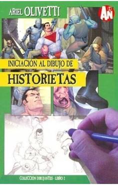INICIACIÓN AL DIBUJO DE HISTORIETAS - LIBRO 2