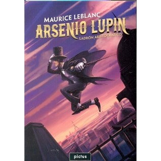 ARSENIO LUPIN - LADRON ARISTOCRATICO
