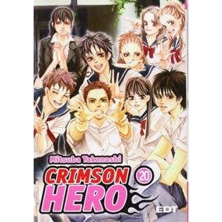 CRIMSON HERO 20 (COMIC)