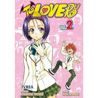 TO LOVE RU 02 (COMIC)