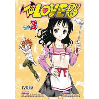 TO LOVE RU 03 (COMIC)