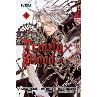 TRINITY BLOOD 01