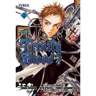 TRINITY BLOOD 02