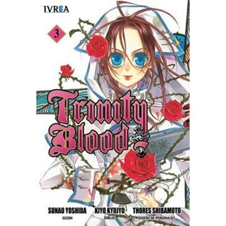 TRINITY BLOOD 03