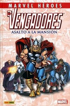CMH 24: LOS VENGADORES: ASALTO A LA MANSION