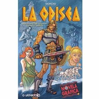 LA ODISEA (Novela Grafica)