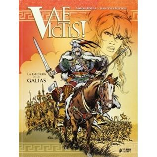 VAE VICTIS! INTEGRAL 01: LA GUERRA DE LAS GALIAS