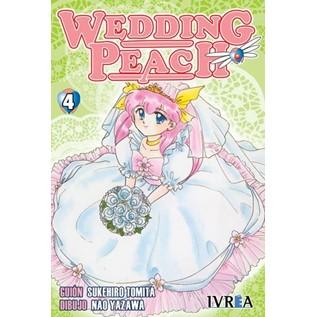 WEDDING PEACH 04 (COMIC)