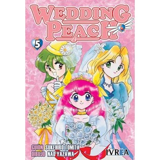 WEDDING PEACH 05 (COMIC)