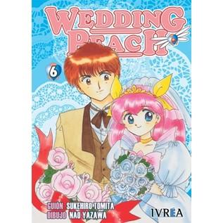 WEDDING PEACH 06 (COMIC) (ULTIMO)
