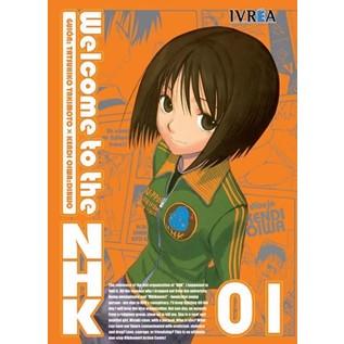 WELCOME TO THE NHK 01 (REEDICI N)