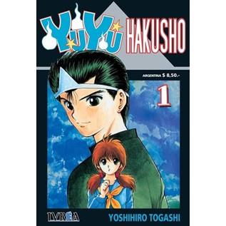 YU YU HAKUSHO 01