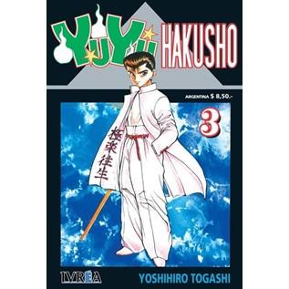 YU YU HAKUSHO 03