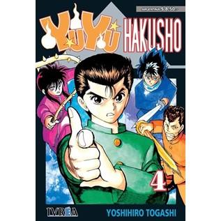 YU YU HAKUSHO 04