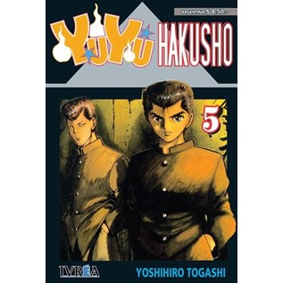 YU YU HAKUSHO 05