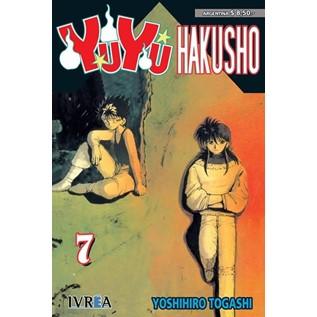 YU YU HAKUSHO 07