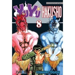 YU YU HAKUSHO 08