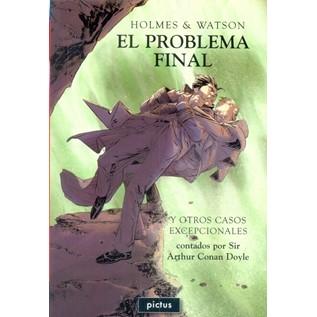 HOLMES & WATSON: EL PROBLEMA FINAL
