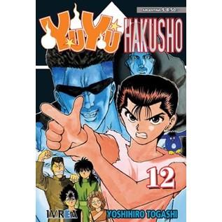 YU YU HAKUSHO 12