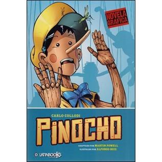 PINOCHO (Novela Grafica)