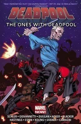 DEADPOOL: THE ONES WITH DEADPOOL (ENGLISH)