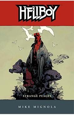 Hellboy Volume 6: Strange Places