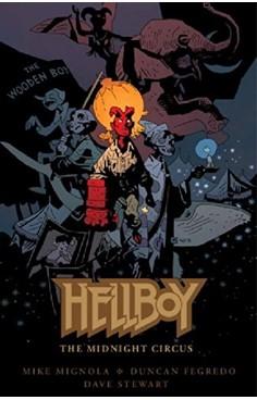 Hellboy: The Midnight Circus
