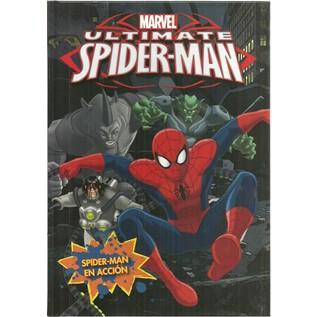 ULTIMATE SPIDERMAN: SPIDER-MAN EN ACCION