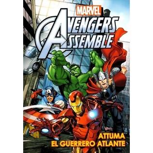 AVENGERS ASSEMBLE: ATTUMA EL GUERRERO ATLANTE