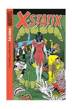 X-STATIX 04: LA CURA