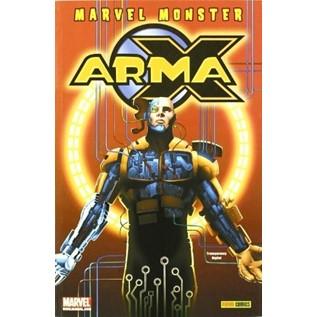 MARVEL MONSTER: ARMA-X 01
