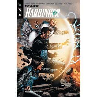 HARBINGER 02. RENEGADOS