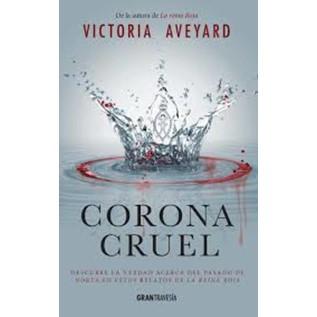 CORONA CRUEL (RELATOS DE LA REINA ROJA)