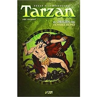TARZAN: EL ORIGEN DEL HOMBRE MONO VOL.1
