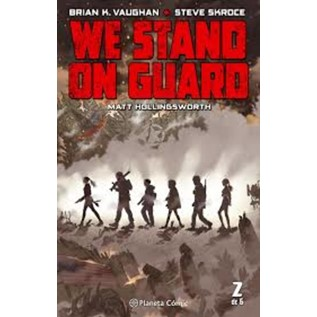 WE STAND ON GUARD 02 (DE 06)